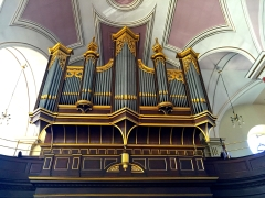 Impressive organ (!)