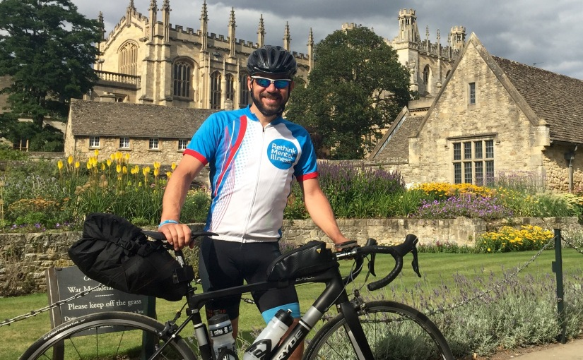 Oxford Cathedral – SW Day 1